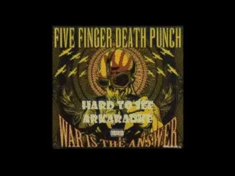 Hard To See - Five Finger Death Punch Karaoke