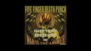 Hard To See - Five Finger Death Punch Karaoke