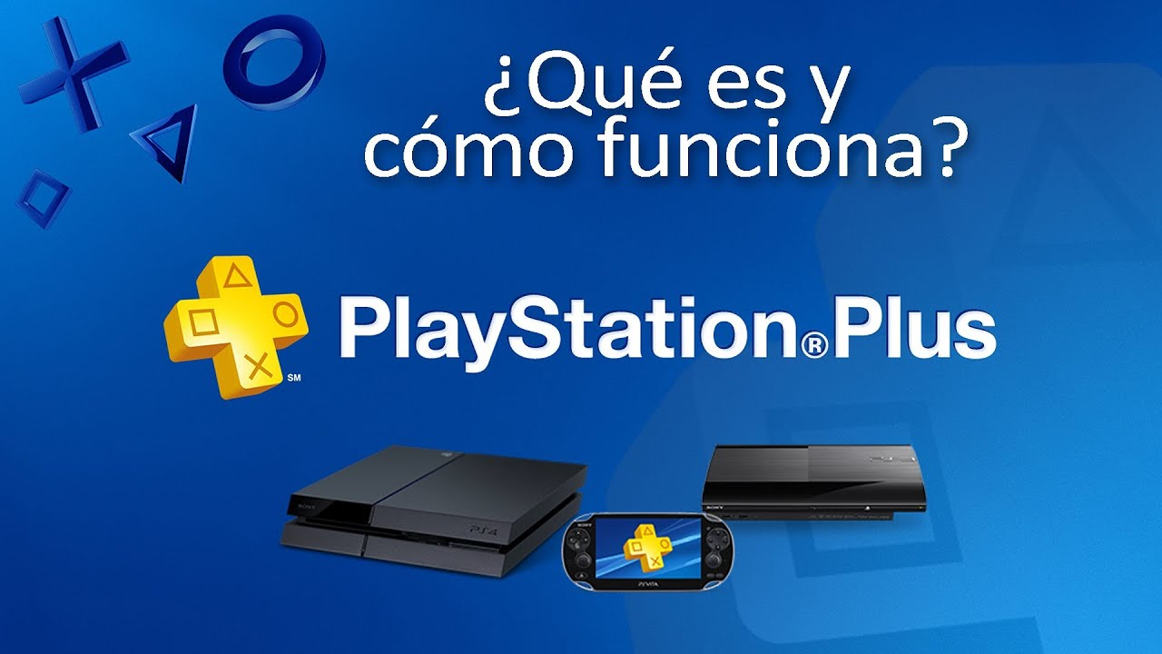 Playstation Plus Que Es Y Como Funciona Youtube