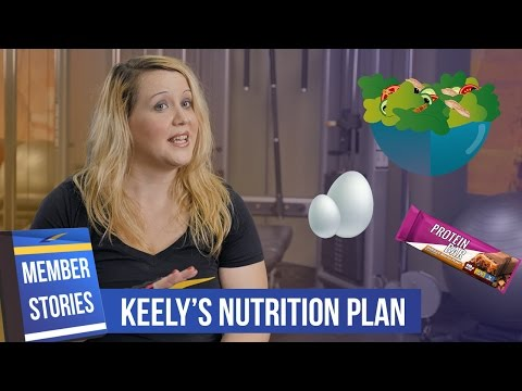 Keely's Daily Nutrition Plan - LA Fitness