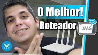 O MELHOR ROTEADOR WiFi WIRELESS QUE JÁ USEI