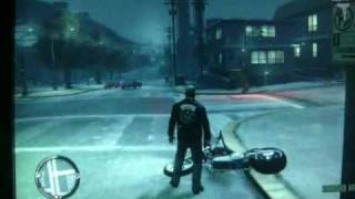 GTA 4 LOST AND DAMNED GAMEPLAY - GTX 480 - I5 750@4.2GHz - FRAPS (OFF SCREEN)