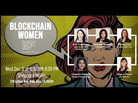 Blockchain Women LIVESTREAM