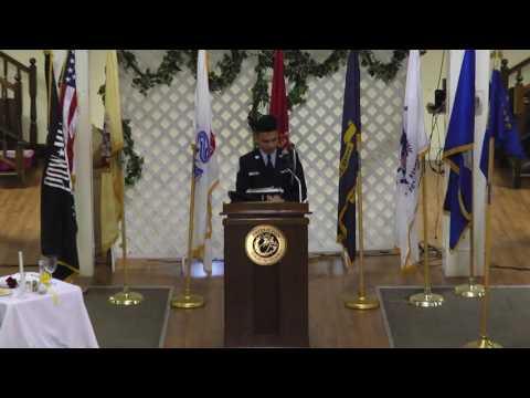 Bridgeton High School JROTC Military Ball and Awards 2017