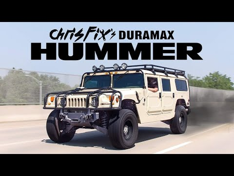 ChrisFix's Hummer H1 Review – Torque Monster
