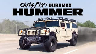 ChrisFix's Hummer H1 Review - Torque Monster