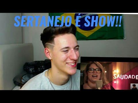 Wesley Safadão Part Marília Mendonça- Ninguém é de Ferro REACT