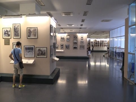 """THE WAR REMNANTS MUSEUM"" - Ho Chi Minh City"