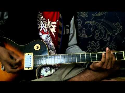 Bondan ft Fade 2 Black - S.O.S (Guitar Cover) [HD]