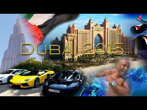 Atlantis The Palm Jumeirah - Dubai Holiday 2015