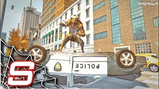 The Amazing Spider-Man (PC) walkthrough part 8 (Back on the Streets + Vermin)