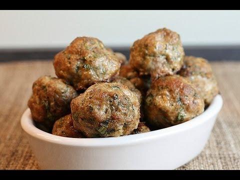 Deep Fried Pork Meatballs - Quick Recipes - Easy Recipes - How To QUICKRECIPES