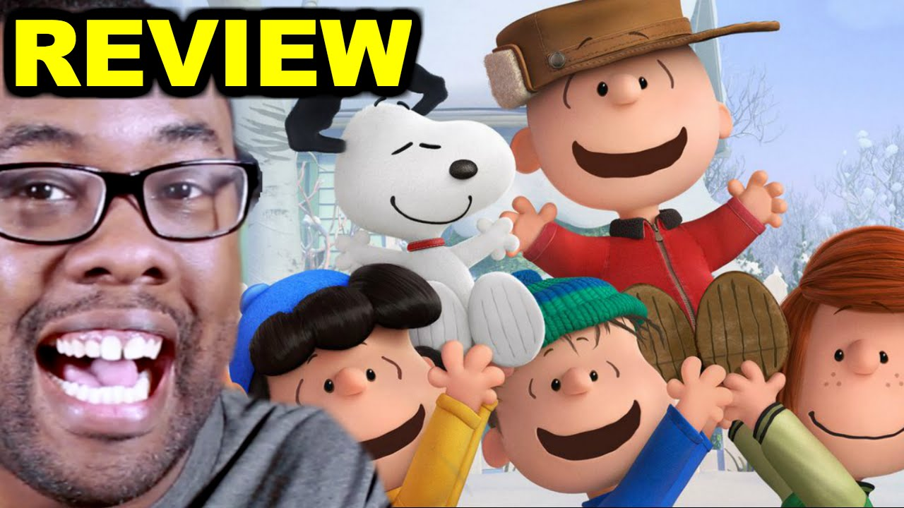 Download THE PEANUTS MOVIE REVIEW (Snoopy & Charlie Brown) : Black Nerd