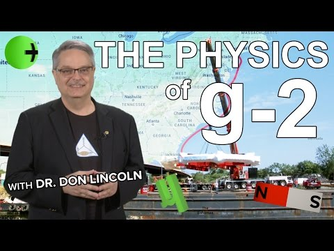 The physics of g-2
