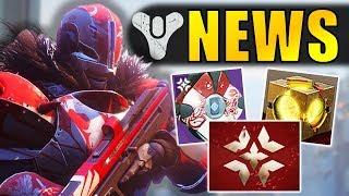 Destiny 2 News: NEW EVENT REVEALED! Crimson Days Returning! 2v2 Mode!