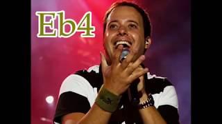 ANDRÉ VALADÃO Extensão Vocal A2 G#6 Barítono Vocal Range