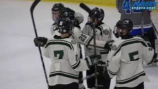 Delbarton 4 Princeton Day 0 Hockey Highlights