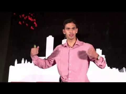 A New More Efficient Vertical Wind Turbine: Mahmoud Shattel at TEDxAmman