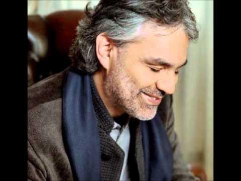 Il mistero dell'amore - Andrea Bocelli