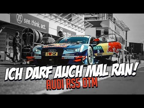 JP Performance – Ich darf auch mal ran! | Audi RS5 DTM