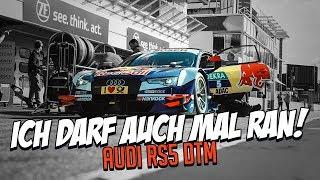 JP Performance - Ich darf auch mal ran! | Audi RS5 DTM
