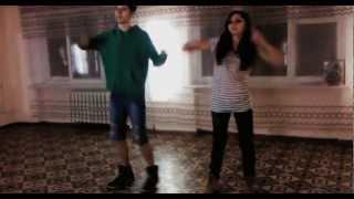 Dance choreography Madonna -- Girl Gone Wild