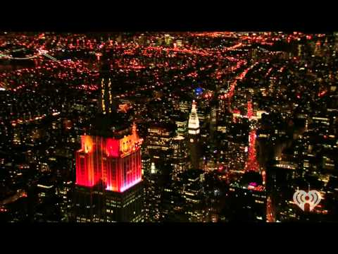 Empire State Building  Lights Show  Alicia Keys  Empire State of Mind