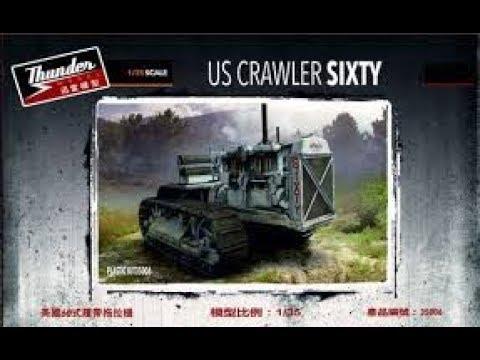 Kit Review: ThunderModels U.S. Crawler