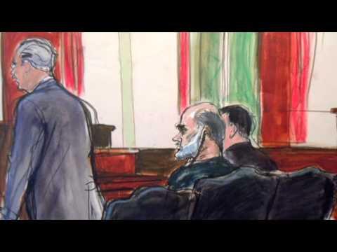 Osama Bin Laden's Son-in-Law in NY Court