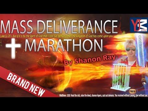 Mass Deliverance Marathon  - Shanon Ray
