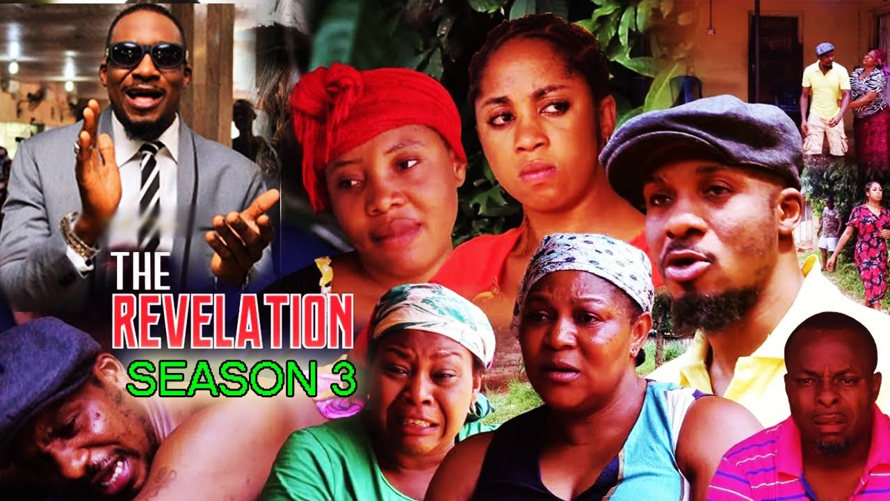 Download TRENDING 2021 LATEST NOLLYWOOD MOVIE:THE REVELATION SEASON 3- AFRICAN MOVIES/  NIGERIAN  FULL MOVIES