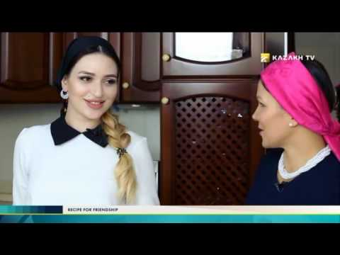 """Recipe for friendship"" #21 (27.11.2016) - Kazakh TV"
