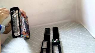 Desmontar Xbox 360 Sem Ferramentas