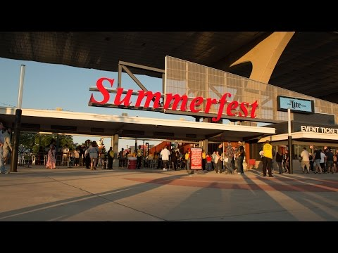 Welcome to Summerfest — The World