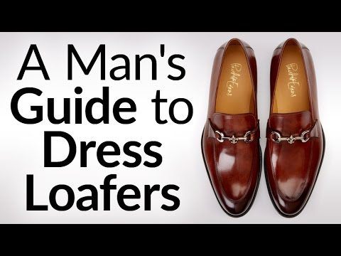 Ultimate Guide To Formal Loafer | Slip-On Dress Shoes | How To Wear Tassel Penny Belgian Loafers