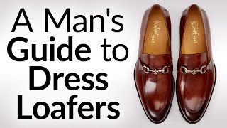 Ultimate Guide To Formal Loafer | Slip-On Dress Shoes | How To Wear Tassel Penny Belgian Loafers(http://www.realmenrealstyle.com/dress-loafers-guide - Click here to read Ultimate Guide To Formal Loafer | Slip-On Dress Shoes ..., 2015-12-01T17:13:16.000Z)