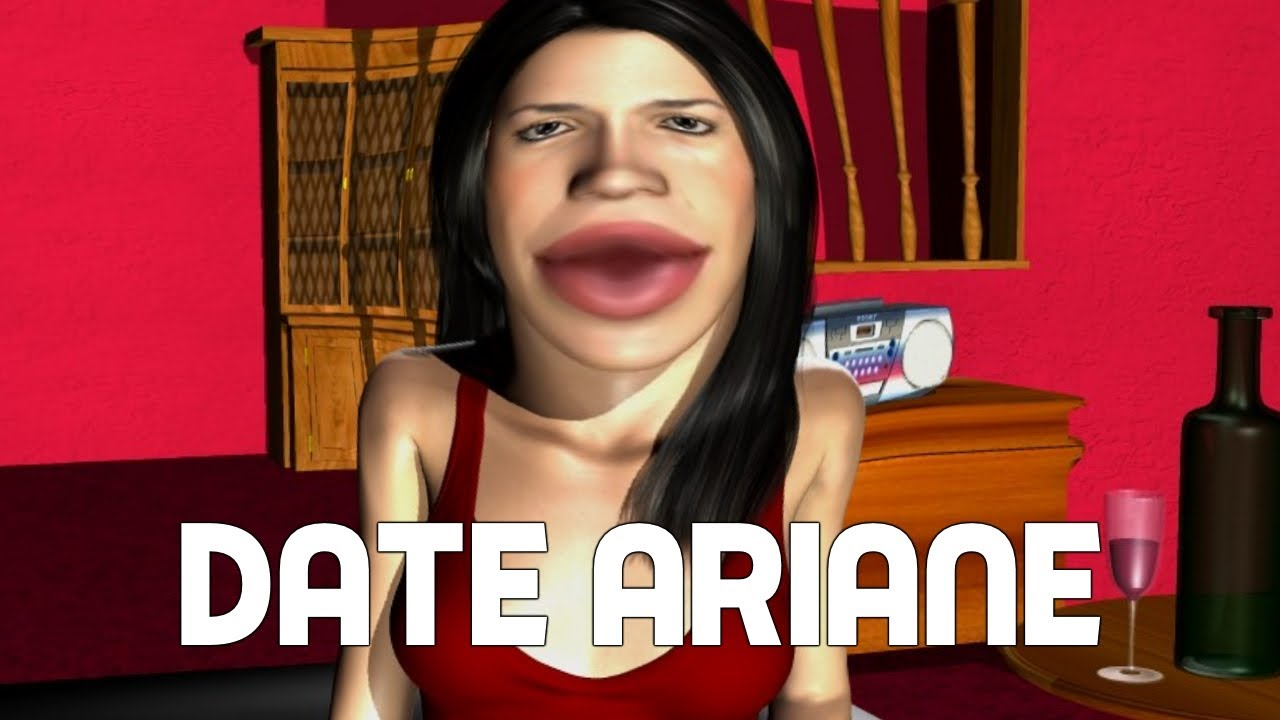 Virtual dating simulator ariane walkthrough 8
