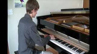 Ed Sheeran: Lego House Piano Cover