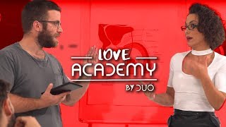 Πώς θα κάνεις μια γυναίκα να τελειώσει στο Love Academy
