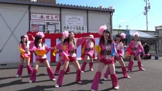 セトリは ORI☆STAR LovJet!! Don't play hard to get 桜の花が咲く頃 ※ みちのくよさこいソ−ラン節(閖上さいかいバ−ジョン) 空が青い M/C ORIのテ−マ.