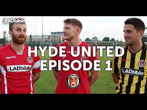 Hyde United Episode 1 | The LAD bible