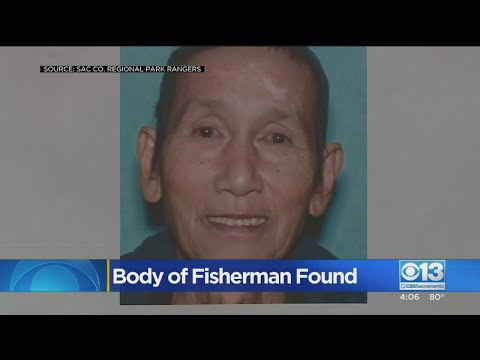 Body Of Missing Fisherman Found Along American River