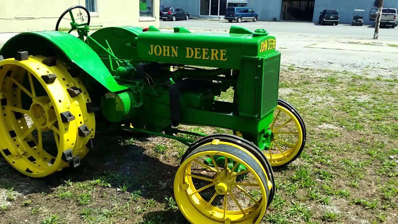 John Deere Bo Tractor For Sale