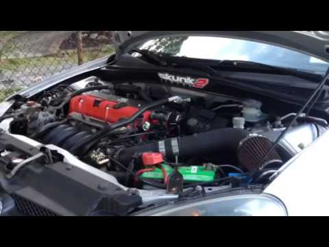 Custom Inch Intake Acura RSX Base Speed YouTube - Acura rsx intake