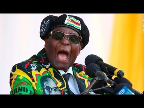 Estados Unidos Consigue La Destitución del Presidente Mugabe Mediante Golpe de Estado Encubierto