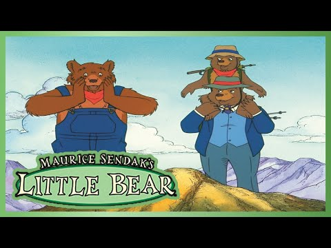 little-bear-|-father-bear's-nightshirt-/-how-to-scare-ghosts-/-search-for-spring---ep.-30