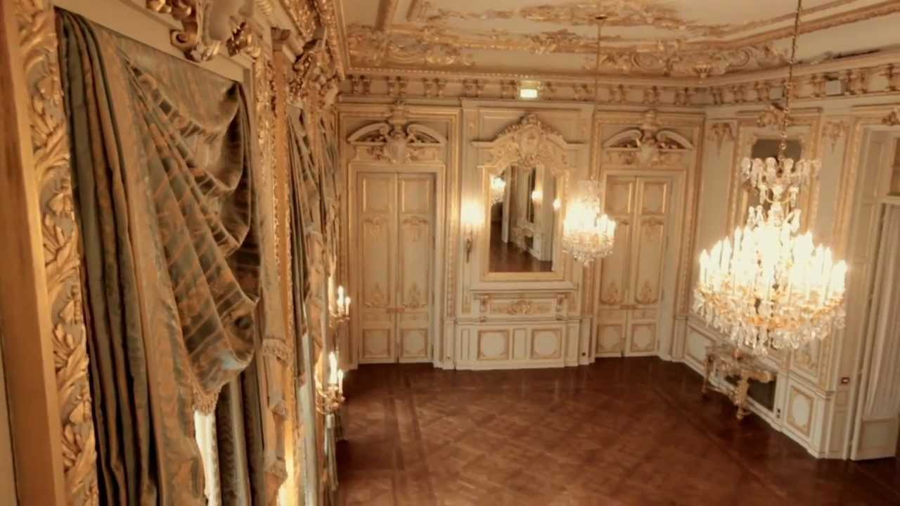 Le grand salon shangri la hotel paris youtube - Le petit salon paris ...