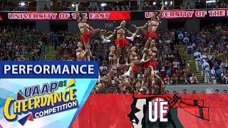 UAAP CDC Season 81: UE Pep Squad | Full Performance