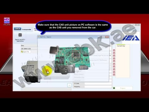 Quot Www Abkeys Com Quot Programing Smart Key For Bmw Cas2 By Zed