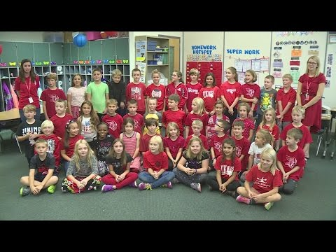 The Morning Show: Mount Horeb Intermediate Center School Shout Out